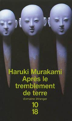 Après le tremblement de terre, Haruki Murakami