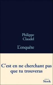 L'enquête - Philippe Claudel