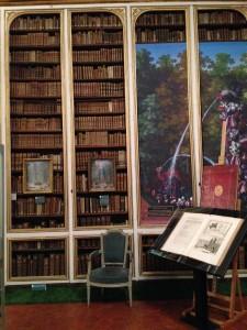 Galerie des affaires étrangères de la bibliothèque de Versailles