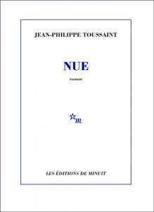 Nue - Jean-Philippe Toussaint