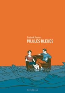 Pilules bleues - Frederik Peeters
