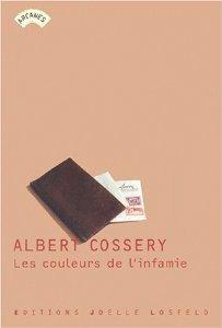 Les couleurs de l'infamie - Albert Cossery