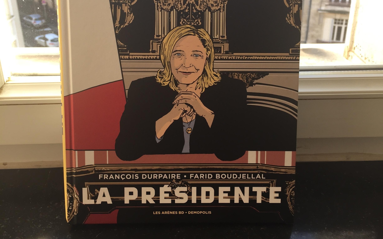 La Présidente-FrançoisDurpaire, FaridBoudjellal