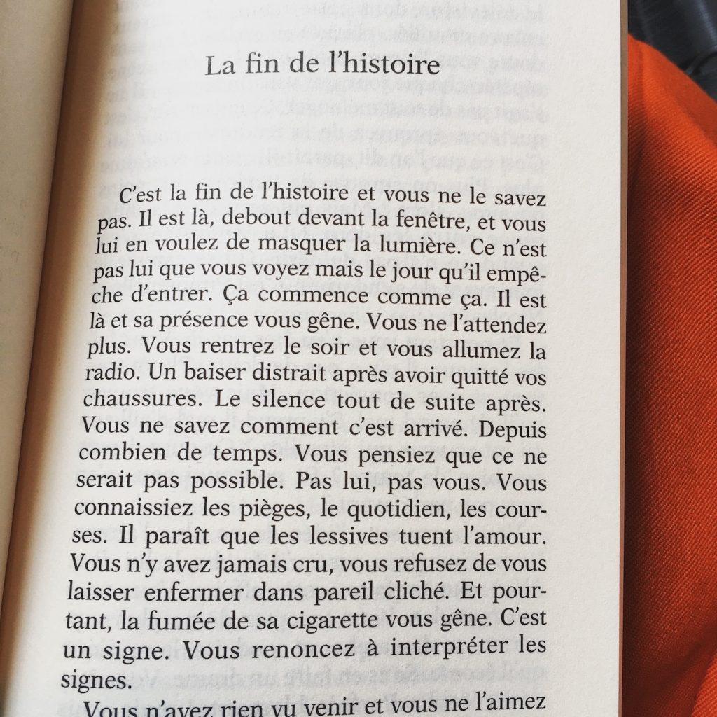 L'amour est très surestimé - Brigitte Giraud